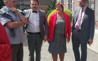 50ème anniversaire du jumelage entre Marche-les-Dames et Pontaillers-sur-Saône